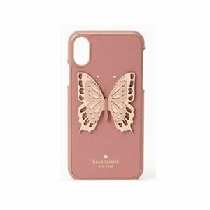 Kate Spade Butterfly Applique XS MAX iPhone Case